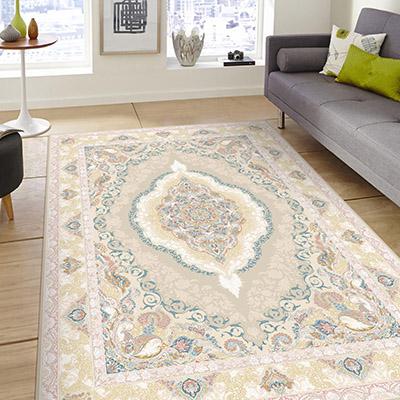 فرش زمرد مشهد 1500 شانه